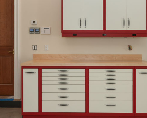 Evolution Cabinets - garage cabinets Truckee, Tahoe and Reno