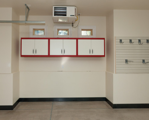 Evolution Cabinets - custom garage cabinetry Truckee, Tahoe and Reno
